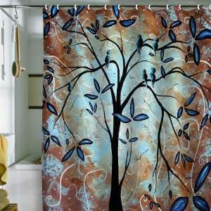 Shower Curtain Scenes From A Dream (by DENY Designs): Home & Kitchen
