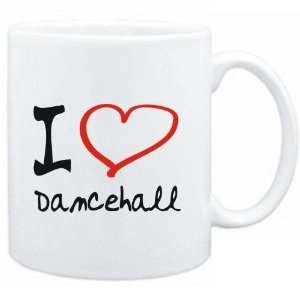 Mug White  I LOVE Dancehall  Music