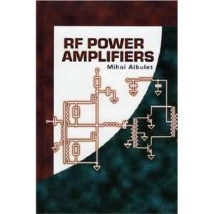 RF Power Amplifiers (9781884932120) Mihai Albulet Books