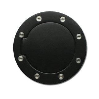 02 08 DODGE RAM BILLET FUEL GAS DOOR BLACK Everything