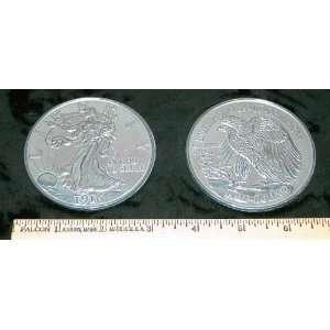 REPLICA 1916 Walking Liberty Half Dollar. Big Huge Large 3