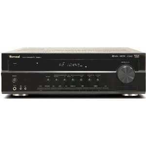 Dual Zone 7.1 Home Theater Receiver With Hdmi And Hd Radio Tuner