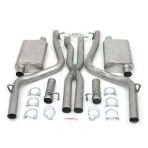 Stainless Steel Exhaust System for Dodge Challenger Dual Exhaust 5.7L