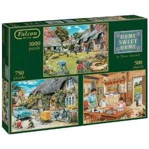 Jumbo Home Sweet Home Triple Pack 500/750/1000 Piece
