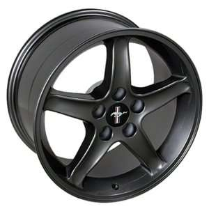 Ford Mustang Cobra R Style Wheel Gunmetal Wheels Rims 1994