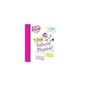 Best Friends Club School Planner (9781407531748): Books