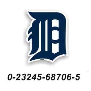 MLB Detroit Tigers Set of 2 Car Magnets *SALE*  Sports