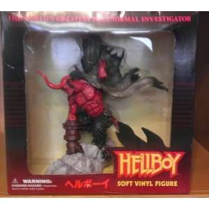 Hellboy Soft Vinyl Figure: Toys & Games
