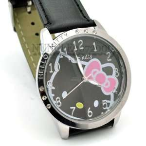 Hello Kitty Combo   Classic Hello Kitty Quartz Watch, and Hello Kitty