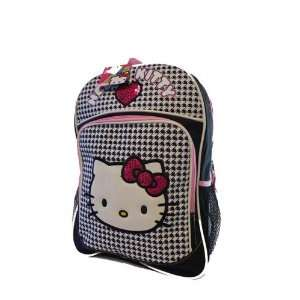 Kitty Full BackPack   Sario Hello Kitty Large School Bag Toys & Games