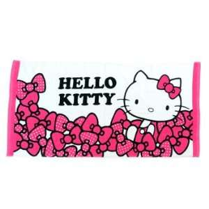 Hello Kitty Bath Towel Bows/Pink Toys & Games
