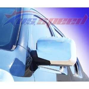 2005 UP Honda Ridgeline Chrome Mirror Covers 2PC