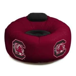 South Carolina Gamecocks Vinyl Inflatable Chair  Sports