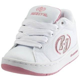 Heelys Straight Up Girls Roller Shoes (Black/Pink) #7676 Shoes