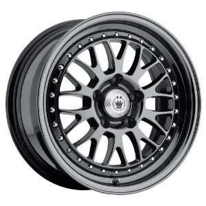 15x7.5 Konig Roller (Virtual Chrome) Wheels/Rims 4x100