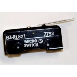 RL821 BZ Series Low Force Leaf Lever 10 Amp Switch: Home Improvement