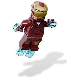 Lego Marvel Super Heroes Iron Man Minifigure Everything