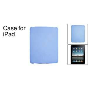 Gino Light Blue Back Case Silicone Skin Protector for