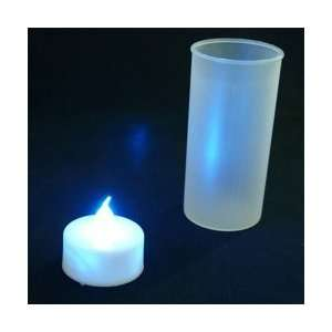 Flicking 7 Color Changing LED Lights Candle Kitchen