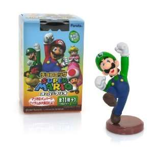 Luigi ~2.25 Mini Figure [Super Mario Mini Figure Series