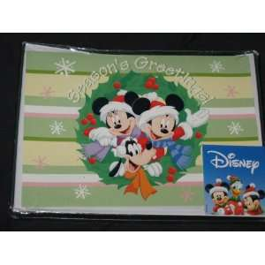 Disney Mickey Mouse Boxed Christmas Cards
