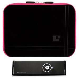 Pink Trim SumacLife Micro suede Protective Sleeve Cover
