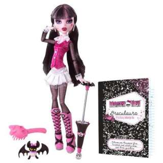 Monster High Draculaura Doll: Toys & Games