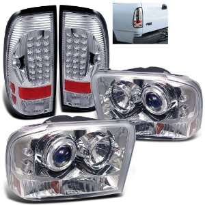 2002 Ford F250 Headlights Projector + Tail Light Automotive