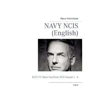 Navy NCIS NCIS TV Show Fan Book, DVD Season 1 8