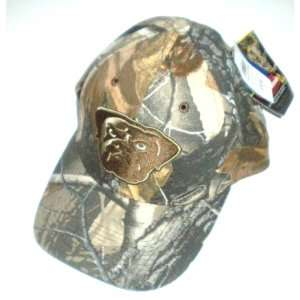 Cleveland Browns Realtree Hardwoods Camo Hat