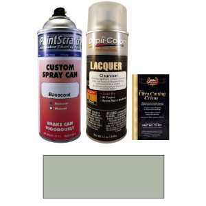 Silver Metallic Spray Can Paint Kit for 1992 Isuzu Pickup (753/N105