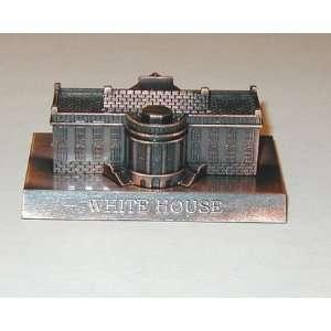White House Die Cast Pencil Sharpener
