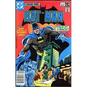 Batman (DC Comic #339) September 1981: Poison Ivy: Books