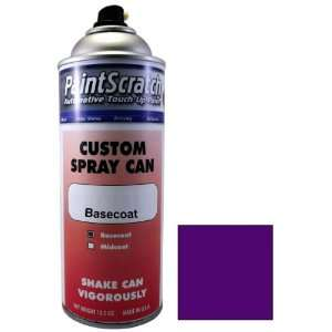12.5 Oz. Spray Can of Dark Purple Pearl Metallic Touch Up Paint