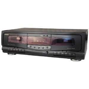 Auto Reverse Dual Cassette Deck Automotive
