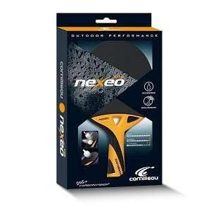 Nexeo X90 Weatherproof Table Tennis Racket with Carbon **New Item