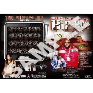 JUNE 2011   HIP HOP DVD & BONUS CD   RAP EDITION ACE HOOD