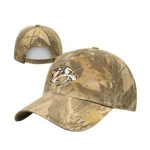 Twins 47 Nashville Predators Real Tree Camo Adjustable Hat