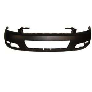 CV04127BB DK1 Chevy Impala Primed Black Replacement Front Bumper Cover