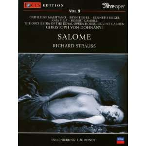 Salome, 1 DVD Video Richard Strauss Movies & TV