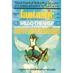 Fantastic Science Fiction & Fantasy Stories   September