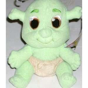 Shrek the Third 5 Triplets Baby Boy Plush in Blue Diaper