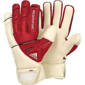 com Adidas RESPONSE Pro Soccer Goalkeepers Glove Sports & Outdoors