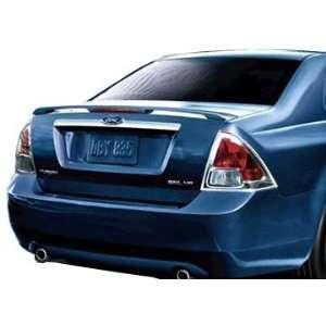 Ford Fusion Spoiler (factory) FX Merlot Metallic