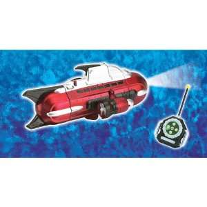 Swimming Pool Remote Controlled Submarine  RED