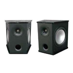 Premier Acoustic PA 8S Surround Speakers   Black Electronics