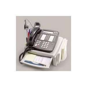 AVT61523   Deluxe Telephone Stand Workstation Organizer