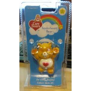 Care Bears 2.5 Tenderheart Bear 20th Anniversary Figure