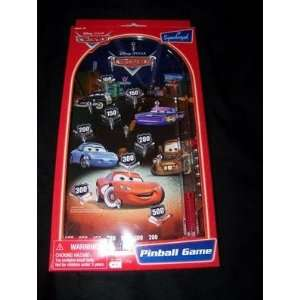 Disney Cars Pinball Game Toys & Games