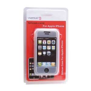 iPhone 2nd Generation Clear Silicon Case  Players & Accessories